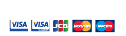 Secured by Cardsave Gateway from Worldpay